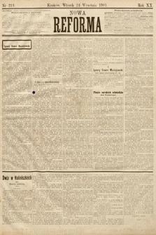 Nowa Reforma. 1901, nr219
