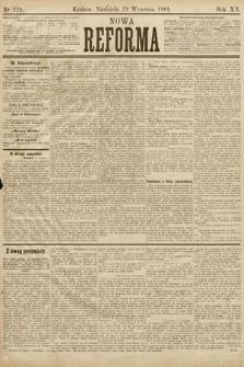 Nowa Reforma. 1901, nr224