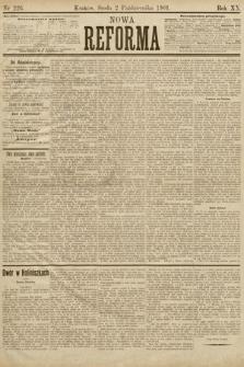 Nowa Reforma. 1901, nr226