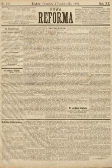 Nowa Reforma. 1901, nr227