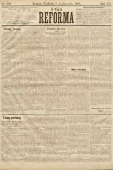 Nowa Reforma. 1901, nr230