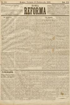 Nowa Reforma. 1901, nr236