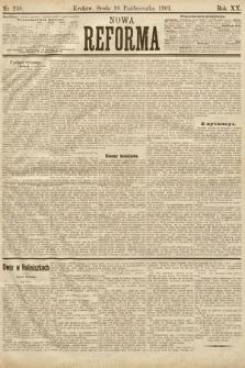 Nowa Reforma. 1901, nr238