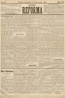 Nowa Reforma. 1901, nr239