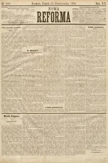 Nowa Reforma. 1901, nr240