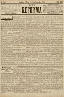 Nowa Reforma. 1901, nr241