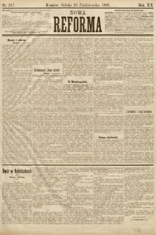 Nowa Reforma. 1901, nr247