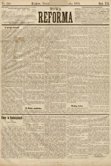 Nowa Reforma. 1901, nr248