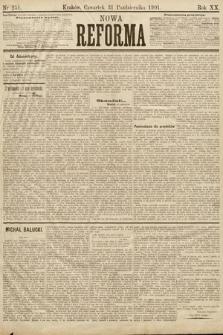 Nowa Reforma. 1901, nr251