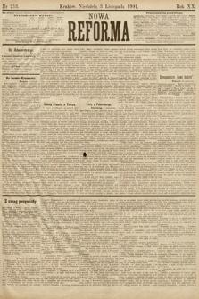 Nowa Reforma. 1901, nr253