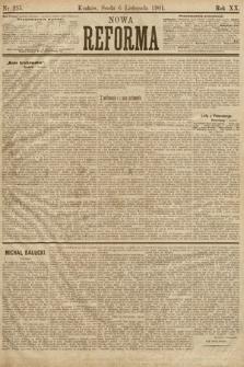 Nowa Reforma. 1901, nr255