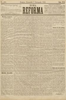 Nowa Reforma. 1901, nr256