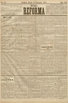 Nowa Reforma. 1901, nr261