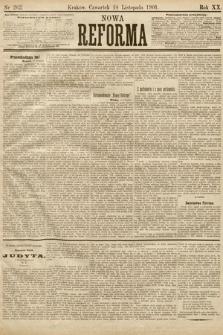 Nowa Reforma. 1901, nr262
