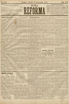 Nowa Reforma. 1901, nr263