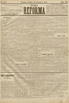 Nowa Reforma. 1901, nr264