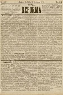 Nowa Reforma. 1901, nr265