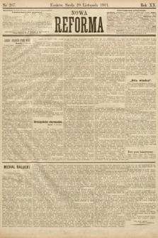 Nowa Reforma. 1901, nr267