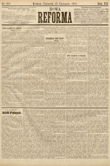 Nowa Reforma. 1901, nr268