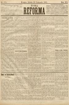 Nowa Reforma. 1901, nr270