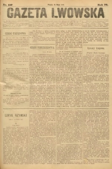 Gazeta Lwowska. 1883, nr 117