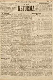 Nowa Reforma. 1901, nr276