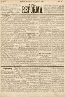 Nowa Reforma. 1901, nr277