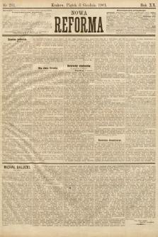 Nowa Reforma. 1901, nr281