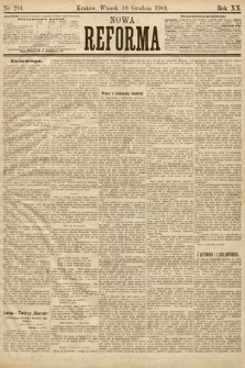 Nowa Reforma. 1901, nr284