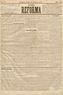 Nowa Reforma. 1901, nr285