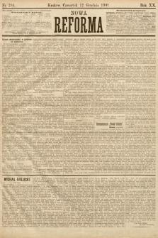 Nowa Reforma. 1901, nr286