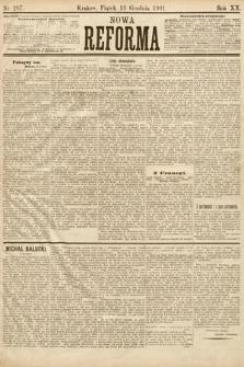 Nowa Reforma. 1901, nr287