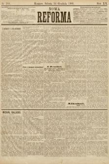 Nowa Reforma. 1901, nr288
