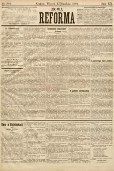 Nowa Reforma. 1901, nr290