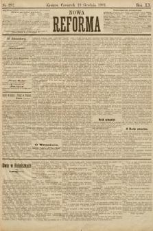 Nowa Reforma. 1901, nr292