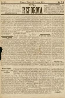 Nowa Reforma. 1901, nr296