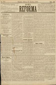 Nowa Reforma. 1901, nr298