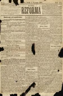 Nowa Reforma. 1900, nr1
