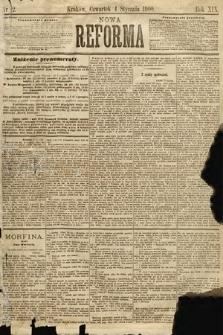 Nowa Reforma. 1900, nr2