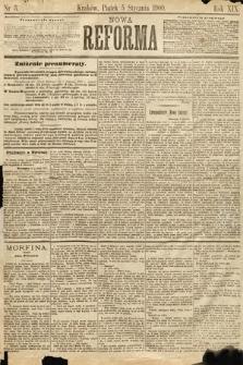 Nowa Reforma. 1900, nr3