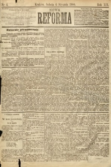 Nowa Reforma. 1900, nr4