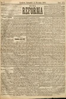 Nowa Reforma. 1900, nr7