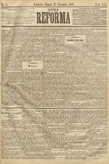 Nowa Reforma. 1900, nr8
