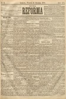 Nowa Reforma. 1900, nr11