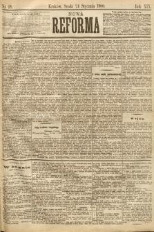 Nowa Reforma. 1900, nr18