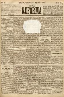Nowa Reforma. 1900, nr19
