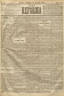 Nowa Reforma. 1900, nr22