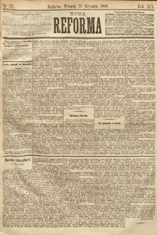 Nowa Reforma. 1900, nr23