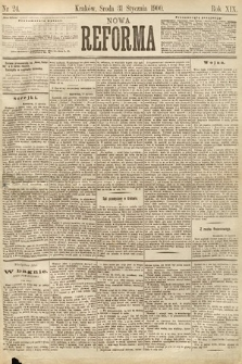 Nowa Reforma. 1900, nr24