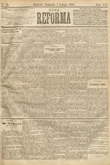 Nowa Reforma. 1900, nr25